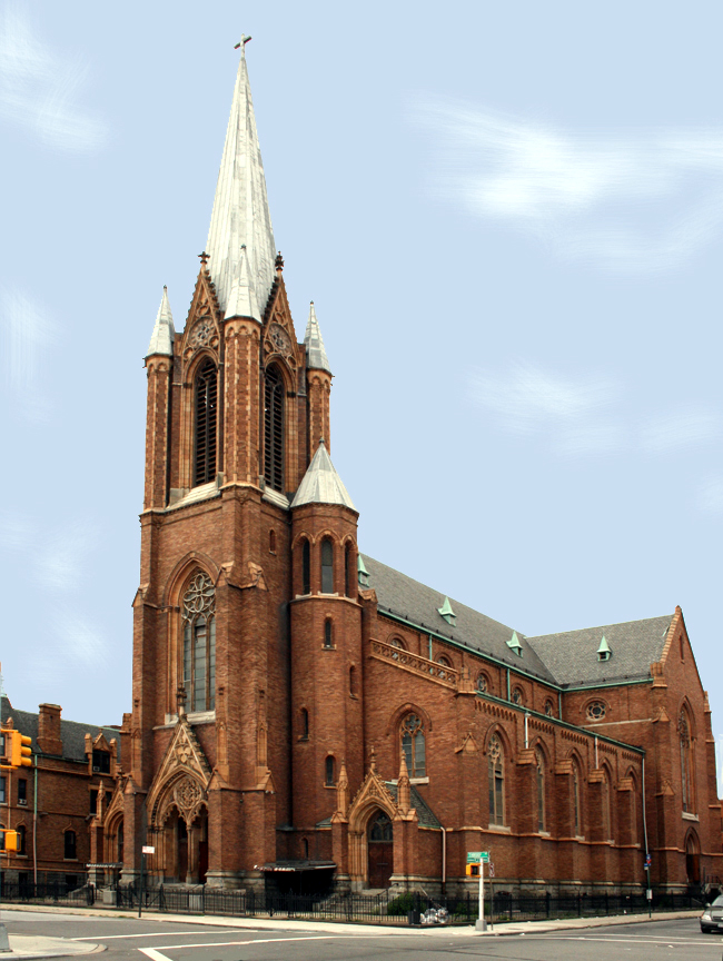 ... Roman Catholic Church - Brooklyn, N.Y. (photo: Steven E. Lawson