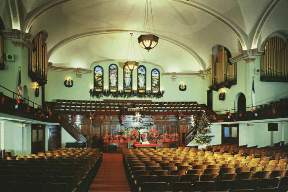 The Baptist Temple - Brooklyn, N.Y. (photo: Baptist Temple)