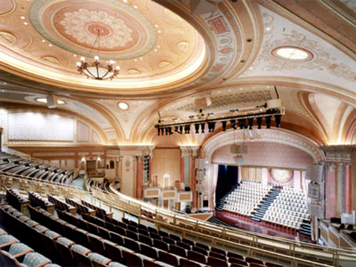Brooklyn Tabernacle - Brooklyn, N.Y. (photo: Robert Silman Associates)