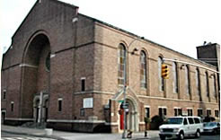Concord Baptist Church of Christ - Brooklyn, NY