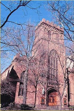 First Presbyterian Church - Brooklyn, NY