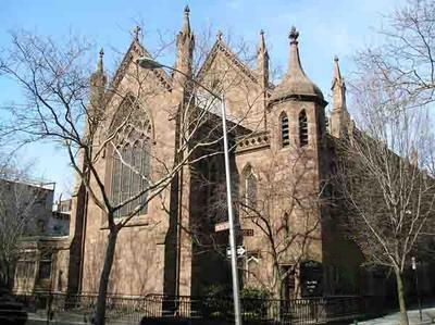 Grace Church, Brooklyn Heights, New York
