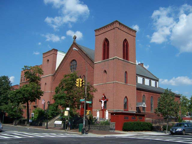 Jew Detector: Roman Catholic Church Of Holy Name Of Jesus