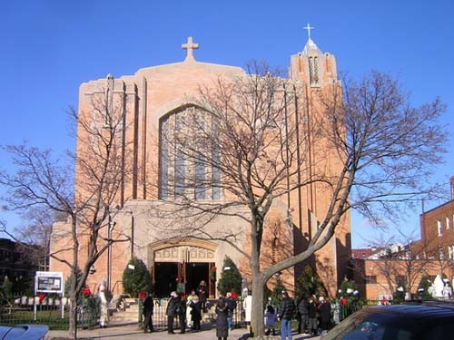 Roman Catholic Church of the Immaculate Heart of Mary - Brooklyn, NY