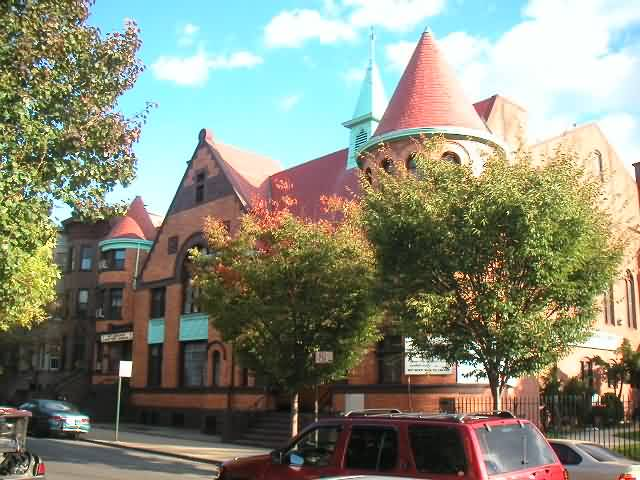 Mount Lebanon Baptist Church - Brooklyn, NY (New York Architecture Images)