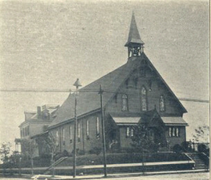 Original Church (1905) of Our Lady of Perpetual Help - Brooklyn, NY