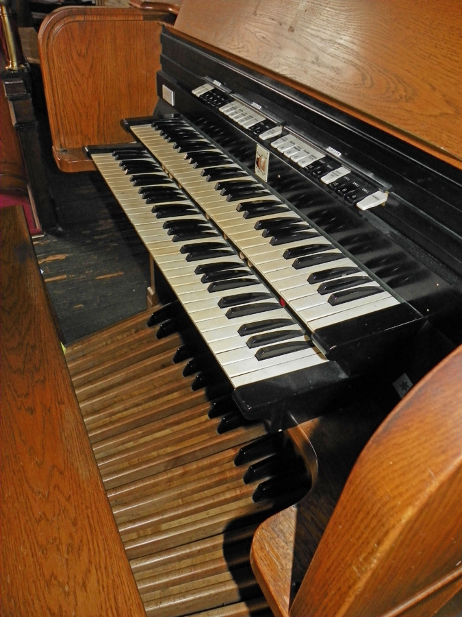 Austin Organ, Op. 792 (1918) in Park Slope United Methodist Church - Brooklyn, NY (photo: Sebastian Glück)