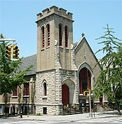 Park Slope United Methodist Church - Brooklyn, NY