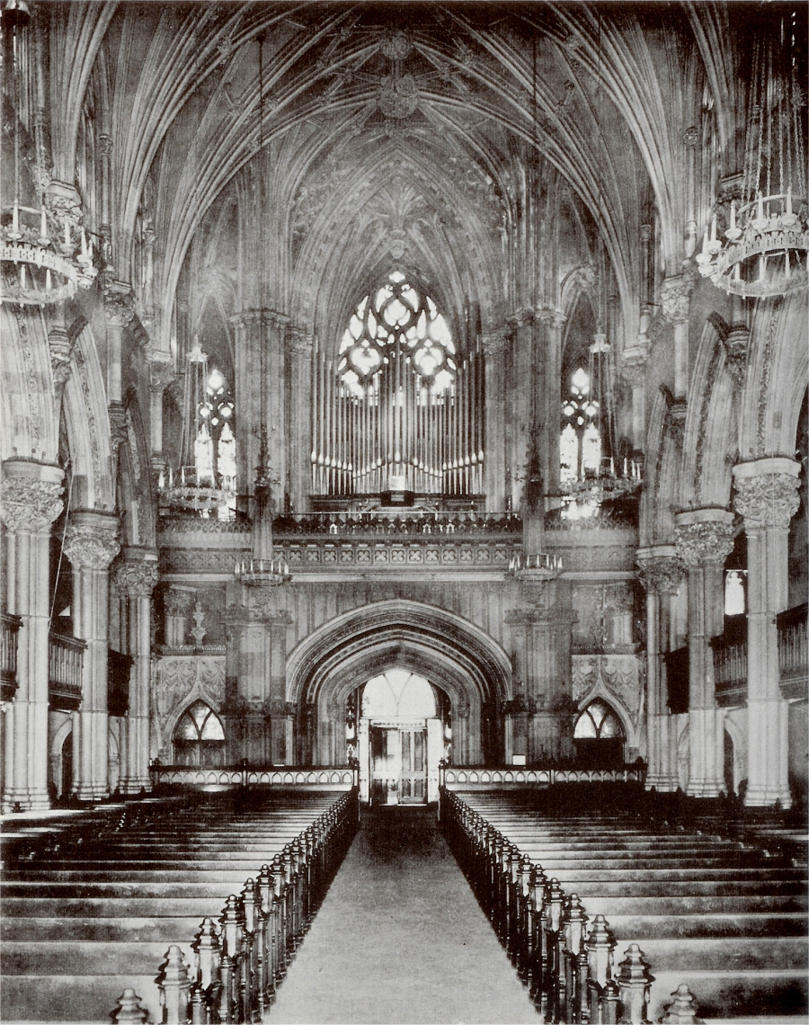 E.M. Skinner Organ, Op. 524 (1925) - Church of St. Ann & the Holy Trinity - Brooklyn Heights, New York