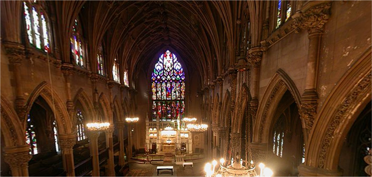Church of St. Ann & the Holy Trinity - Brooklyn Heights, New York