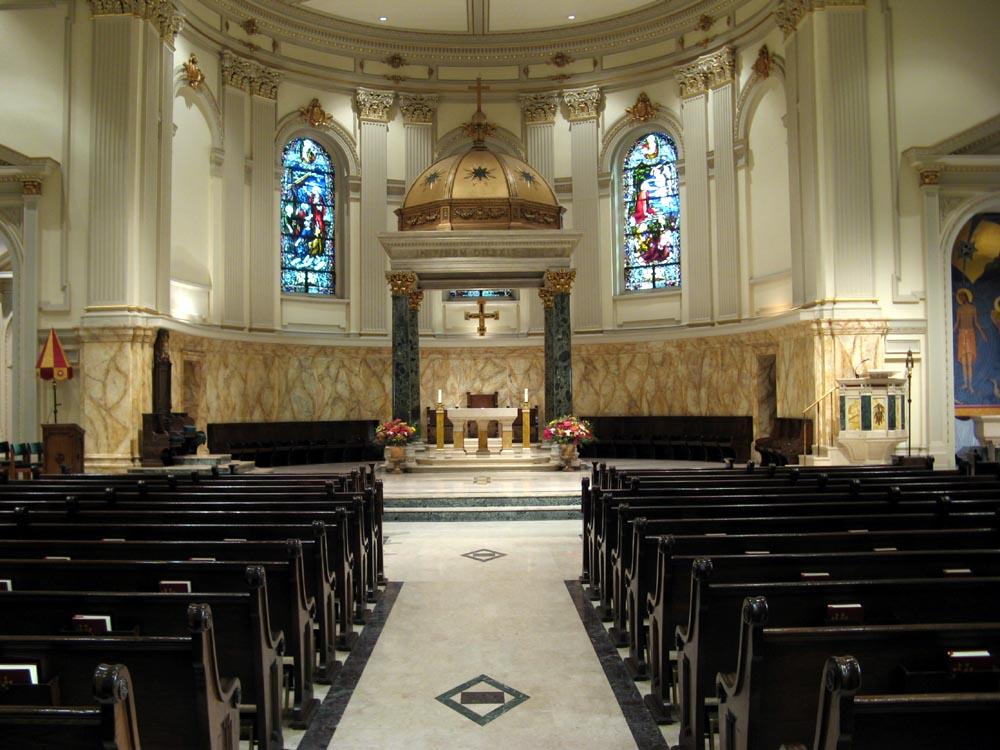 Roman Catholic Cathedral-Basilica of St. James - Brooklyn, NY