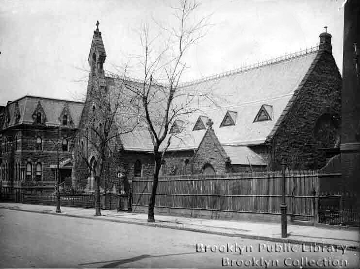 St. John's Episcopal Church (Park Slope) - Brooklyn, NY