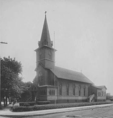 Original St. Mark Roman Catholic Church - Brooklyn, N.Y.