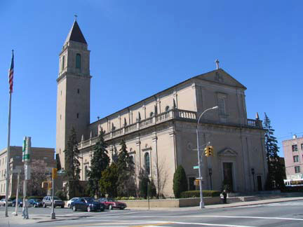 St. Mark Roman Catholic Church - Sheepshead Bay, Brooklyn, NY