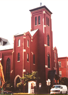 Roman Catholic Church of St. Lucy/St. Patrick - Brooklyn, NY