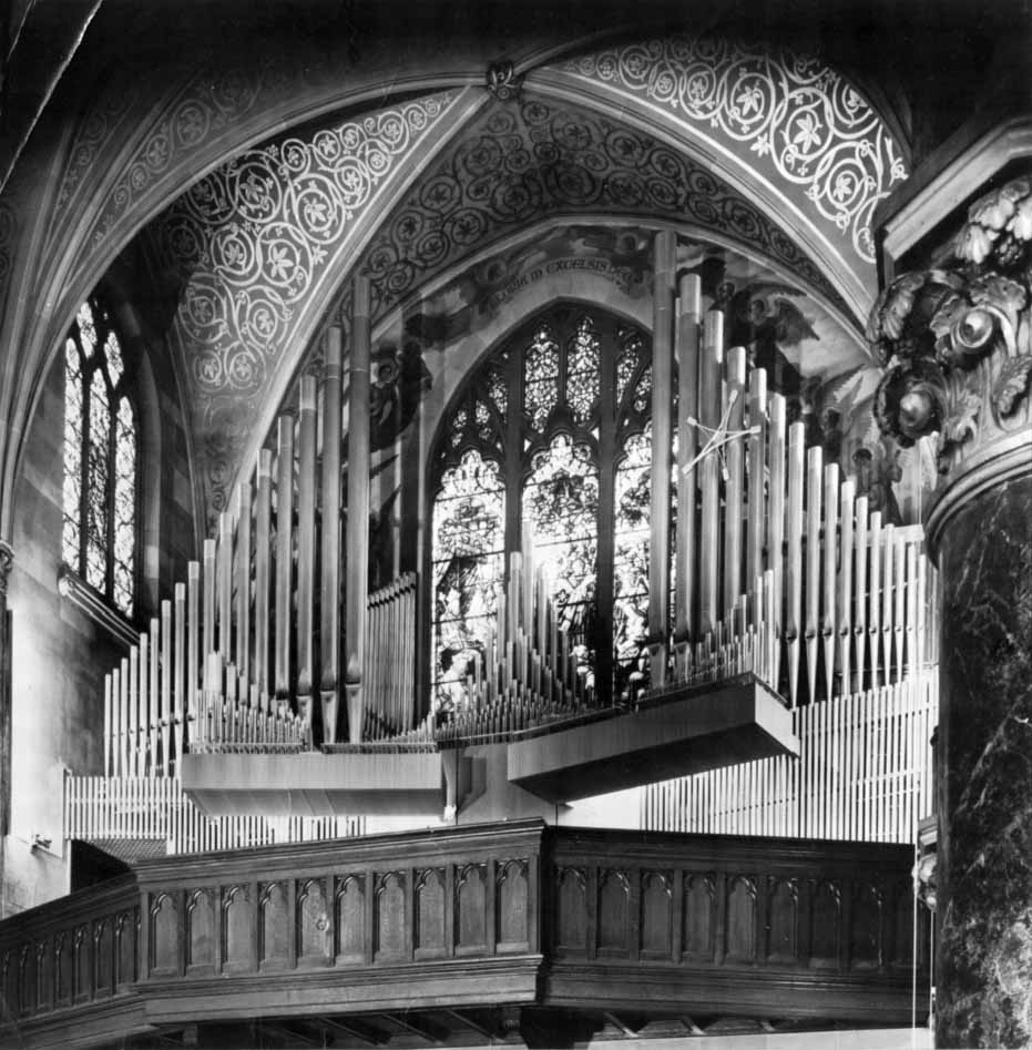 Holtkamp Organ (1962) at St. Rose of Lima Catholic Church - Brooklyn, NY