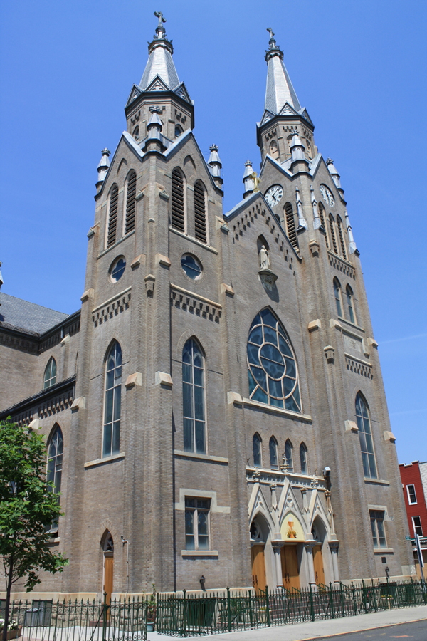 St. Stanislaus Kostka Catholic Church - Brooklyn, NY