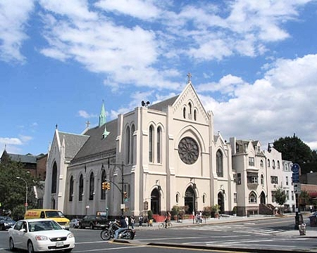 St. Thomas Aquinas Catholic Church - Brooklyn, N.Y. (photo: Bridge and Tunnel Club)