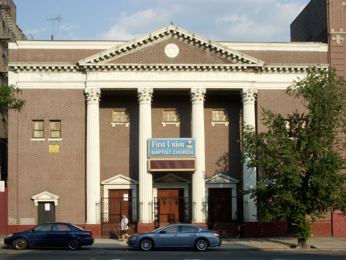 First Union Baptist Church - Bronx, N.Y.