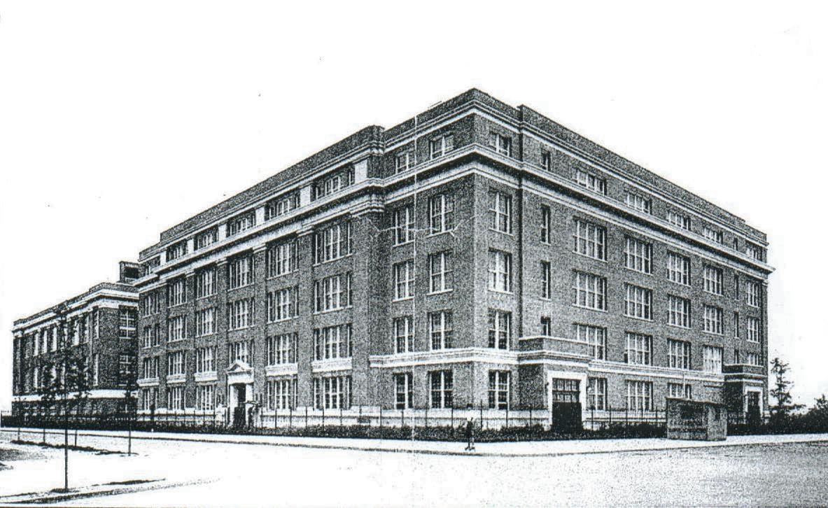 James Monroe High School - Bronx, New York (Photo: Estey Organ Company)