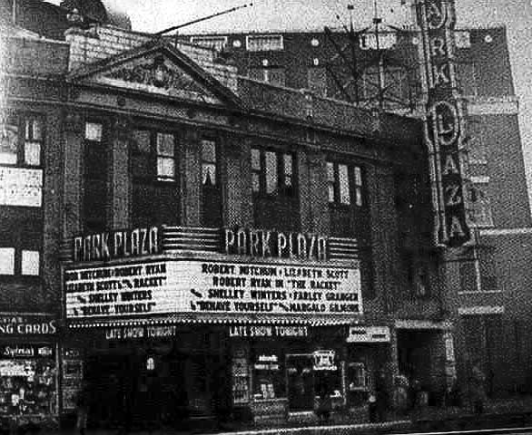 Park Plaza Theatre - The Bronx, N.Y. (photo: Charlie Kraybill)