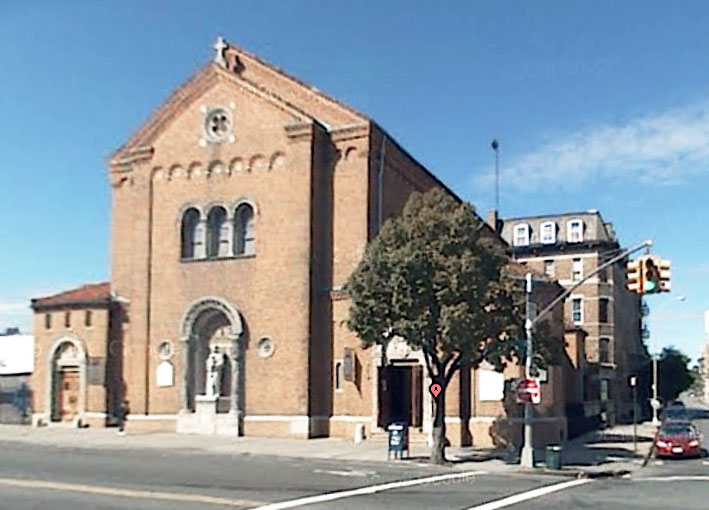St. Anthony of Padua Catholic Church - The Bronx, NY