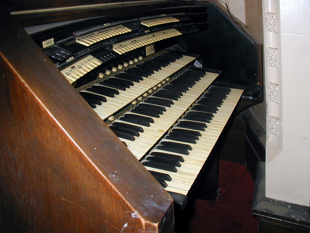 Austin Organ, Op. 1788 (1931) in St. Augustine Presbyterian Church - The Bronx, N.Y. (photo: David Schmauch)