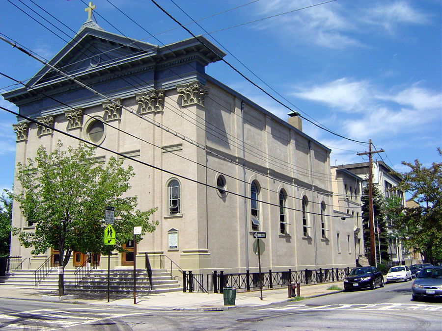 St. Barnabas Catholic Church - Bronx, N.Y. (photo: Thomas M. Fierro)