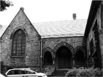 Parish House of St. James Episcopal Church - Fordham Manor (Bronx), New York