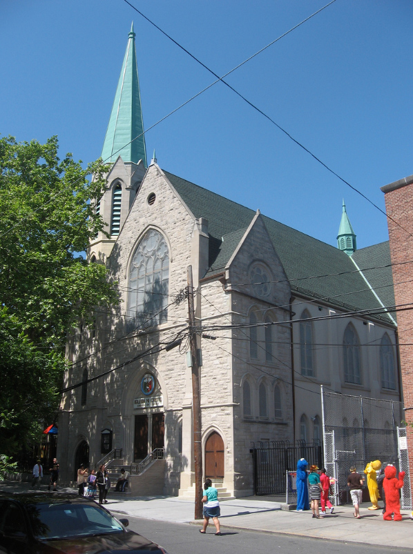 St. John Evangelical Lutheran Church - Bronx, N.Y. (credit: New York Big Apple Images)