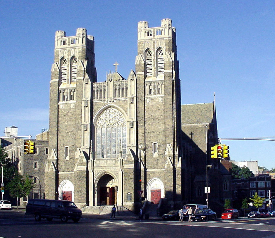 St. Nicholas of Tolentine Catholic Church - Bronx, N.Y. (photo: Don Gilligan)