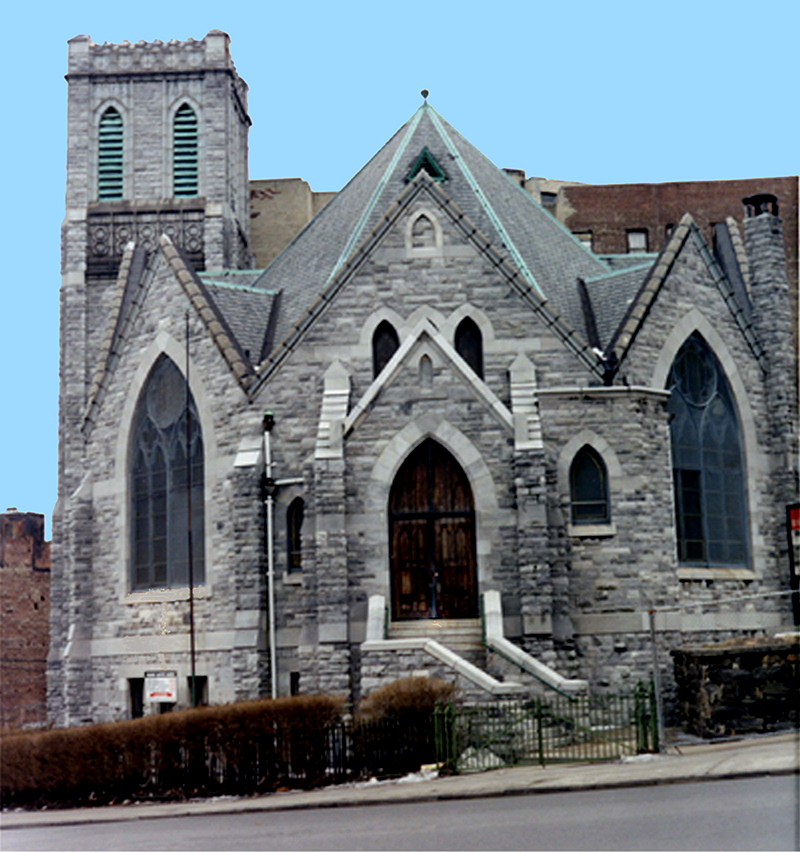 Tremont Baptist Church - Bronx, N.Y.