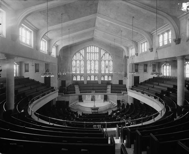 New York Abyssinian Baptist Church