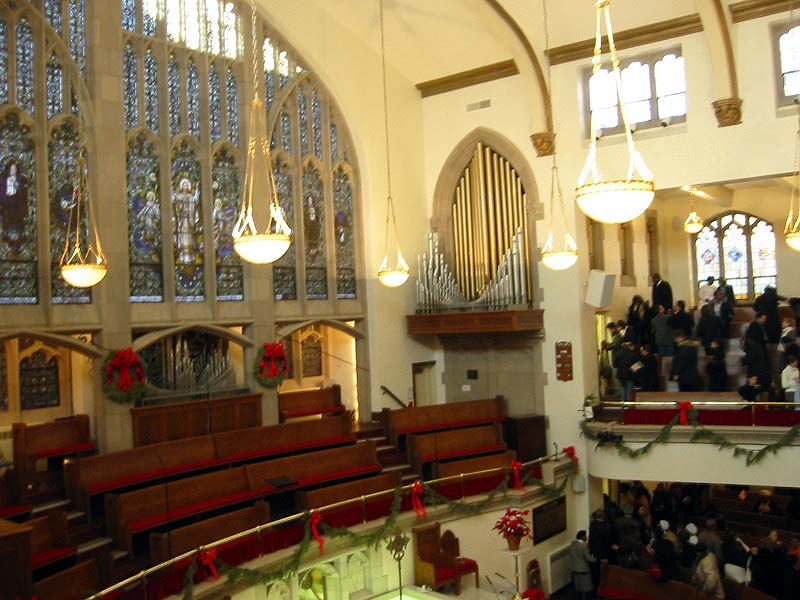 Abyssinian Baptist Church - New York City