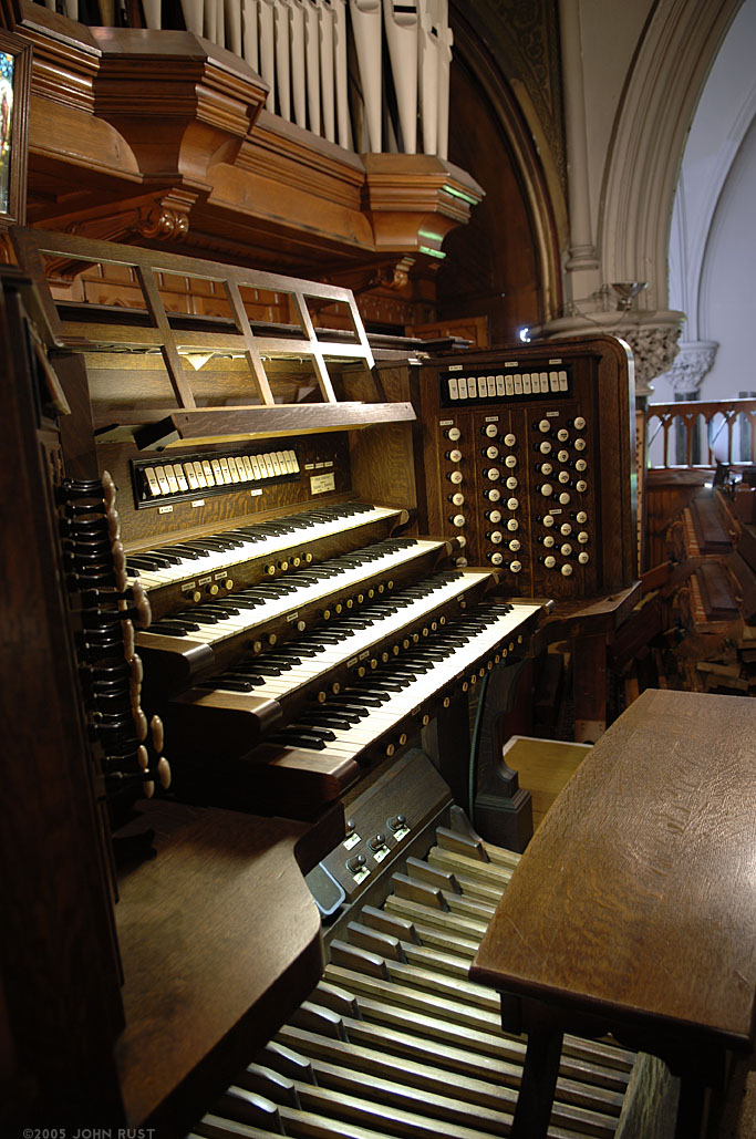 Roosevelt/Welte-Tripp Organ - All Saints Catholic Church - New York City (Photo: John Rust)