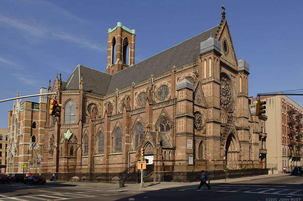 All Saints Catholic Church - New York City (Photo: John Rust)