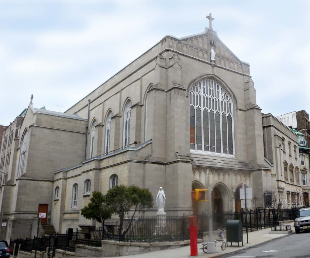 Catholic Church of the Annunciation - New York City