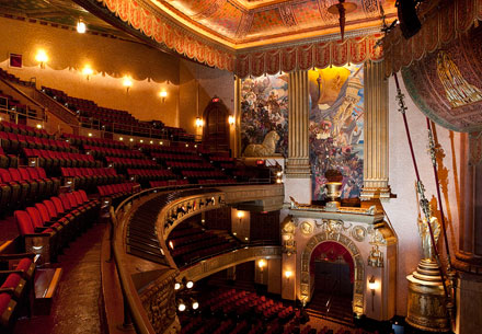 Beacon Theatre New York City