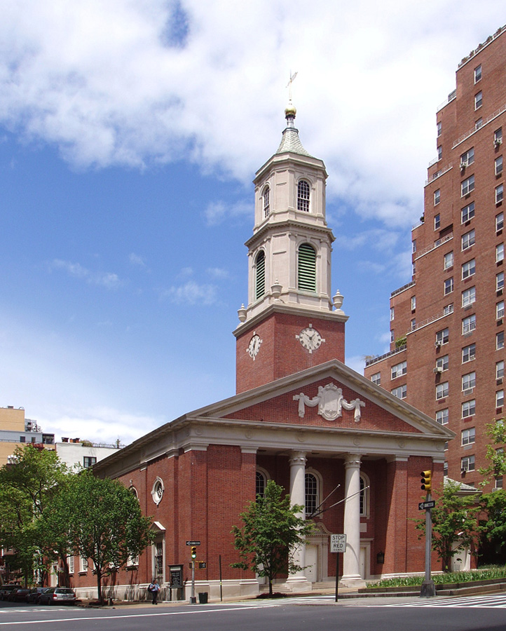 Brick Presbyterian Church - New York City (photo: Steven E. Lawson)