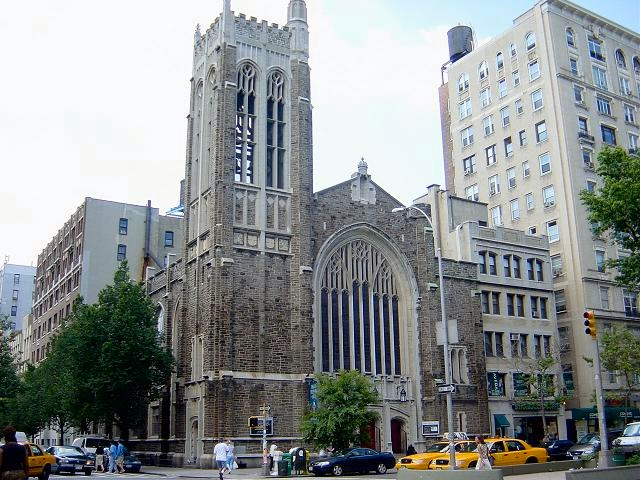Broadway Presbyterian Church - New York City