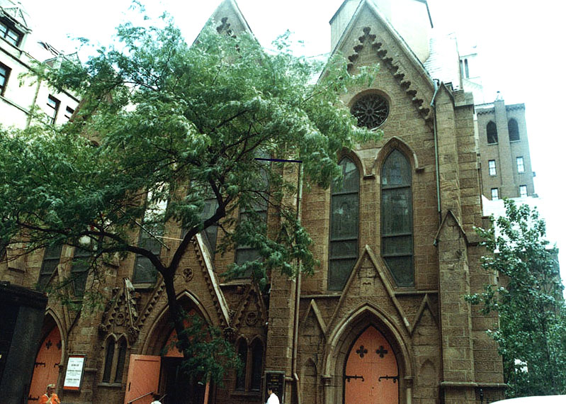 Calvary Episcopal Church - New York City (photo: Ken Stein)