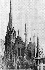 Central Presbyterian Church, 57th Street & Broadway - New York City