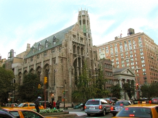 Central Presbyterian Church - New York City