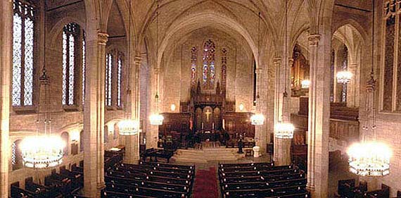 Central Presbyterian Church - New York City (photo: Roger J. Ritchie)