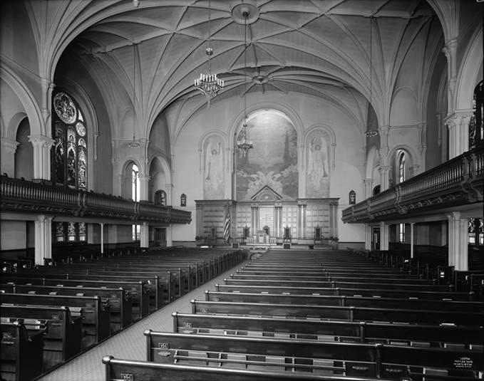 Reformed Presbyterian Church New York City