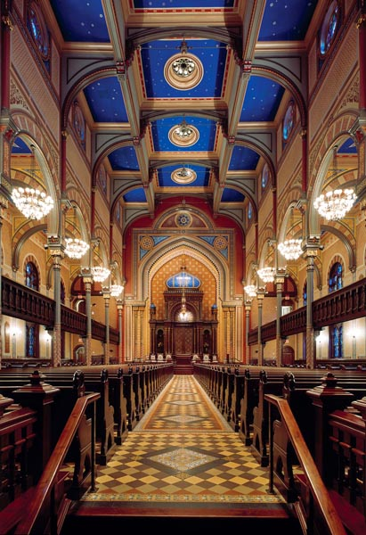Central Synagogue - New York City