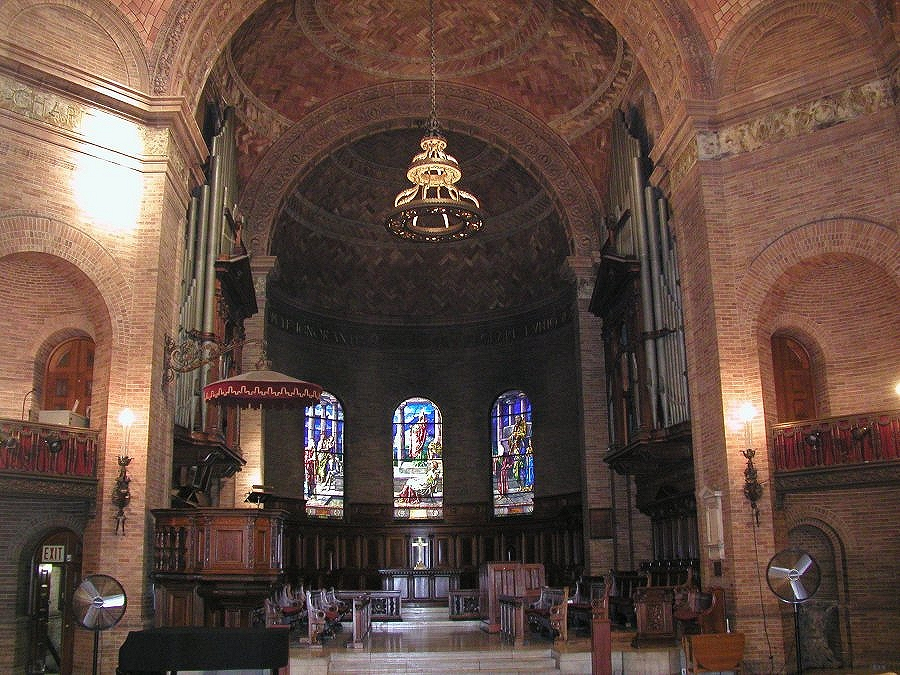 St. Paul's Chapel - Columbia University - New York City
