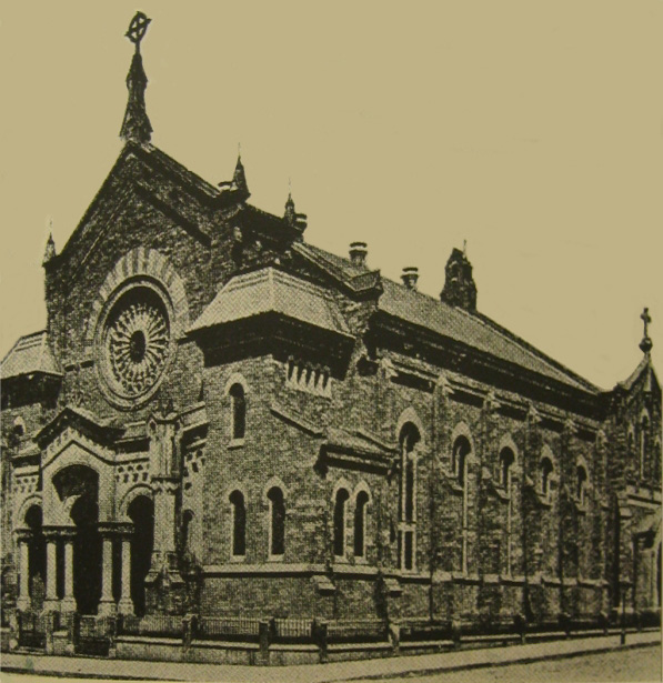 Church of the Messiah (1867) at Park Avenue and 35th Street, New York City (Photo: The Community Church of New York)