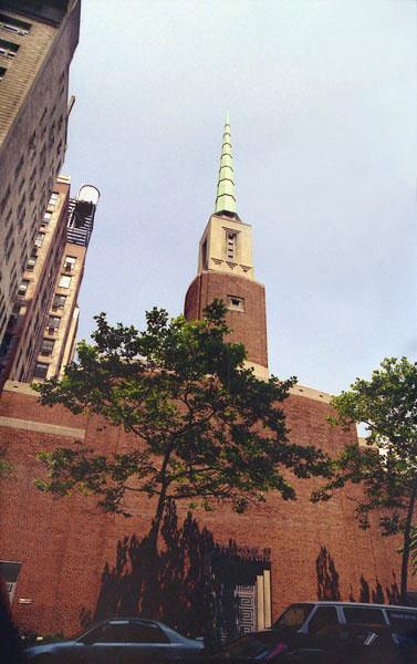 Eighth Church Of Christ Scientist New York City