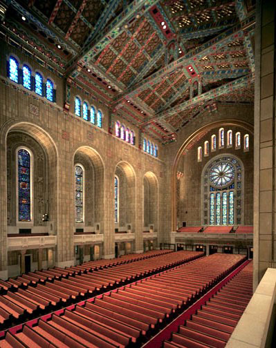 Temple Emanu-El - New York City (New York Landmarks Conservancy)